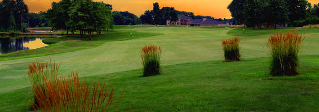 Far Oaks GC: Sunset