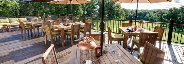 Innsbrook Resort: the deck
