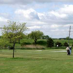 Meadows GC of Blue Island: driving range