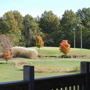 Governors Run GCC: Clubhouse terrace