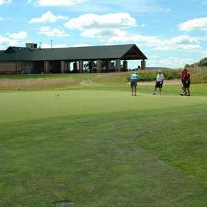 Red Tail Run GC: clubhouse