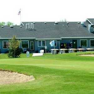 Railside GC: clubhouse
