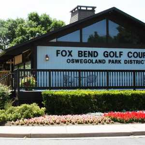 Fox Bend GC: clubhouse