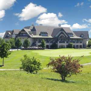 Bolingbrook GC: Clubhouse