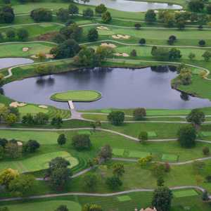 Blackhawk Trace Golf Club at Indian Lakes Resort: Aerial