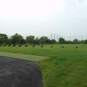 Silver Lake CC: Driving range