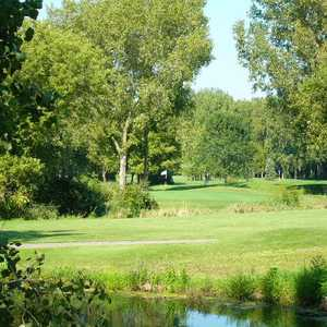 Bliss Creek GC: #11