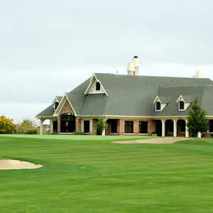 Hickory Point GC: Clubhouse