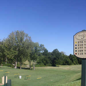 Quail Creek GC: Driving range