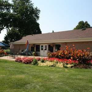 Western Acres GC: clubhouse
