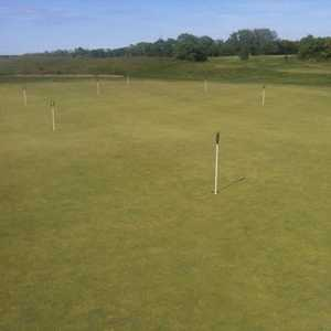 Prairie Landing: putting green