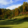 A fall view from Far Oaks Golf Club