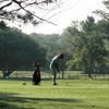 A view from a tee at Lockhaven Country Club