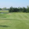 A view from a fairway at Quail Meadows Golf Course