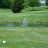 A view from the 9th  tee at Elmwood Golf Course