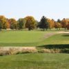 A view of fairway #11 at Eighteen Hole from Kellogg Golf Course