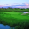 A view of the 17th hole at Eagle Brook Country Club