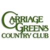 Carriage Greens Golf & Racquetball Country Club - Public Logo