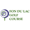 Fon du Lac Golf Course - Public Logo