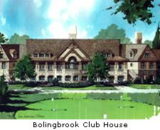 Volingbrook Club House