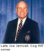 Late Joe Jemsek