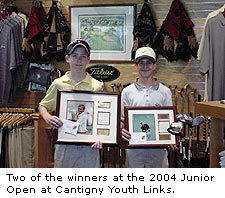 The Cantigny Youth Links
