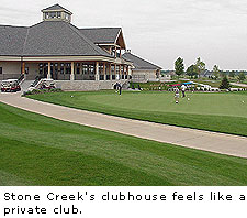 Stone Creek's Clubhouse