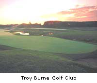 Troy Burne Golf Club