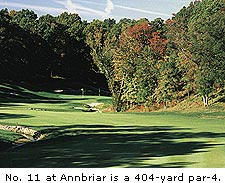 No. 11 at Annbriar