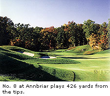 No. 8 at Annbriar