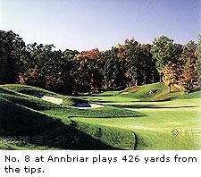 No. 8 at Annbriar