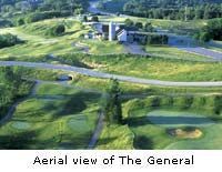 The General at Eagle Ridge Inn and Resort