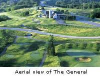 The General at Eagle Ridge Inn and Resort