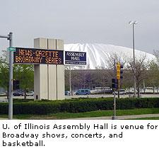 Illinois Assembly Hall