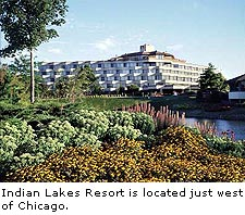 Indian Lakes Resort