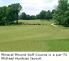 Mineral Mound Golf Course