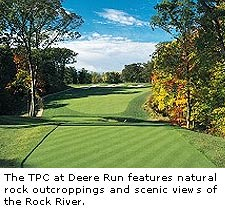 TPC at Deere Run