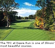 The TPC at Deere Run