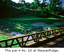 WeaverRidge Golf Club